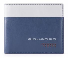 Кошелек мужской Piquadro Urban PU4823UB00R/BLGR