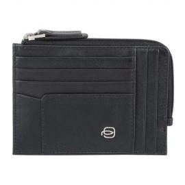 Чехол для кредитных карт Piquadro W82 PU1243W82R/N