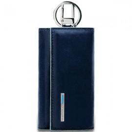 Ключница Piquadro Blue Square  PC1397B2/BLU2